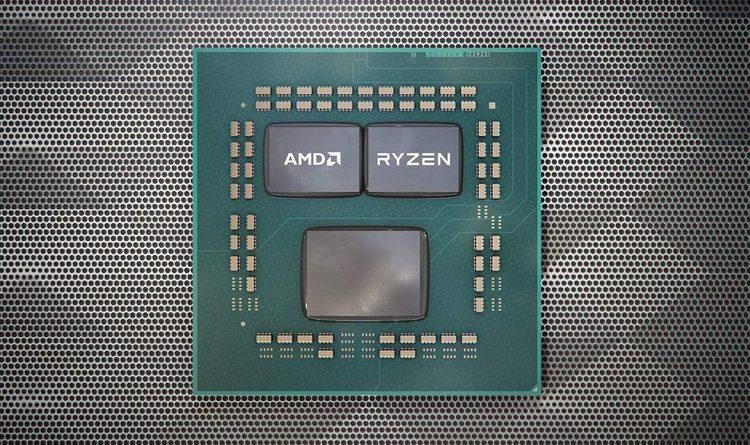 Ilustrasi AMD Ryzen 9 3900X
