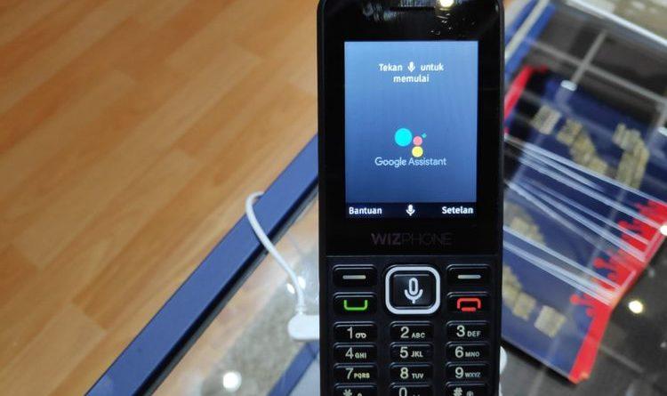 Feature Phone dengan KaiOS