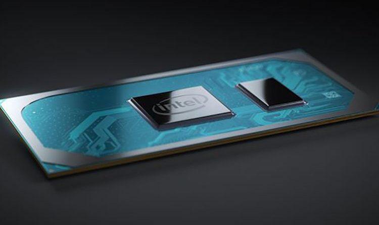 Ilustrasi Intel Core Generasi 10 Ice Lake