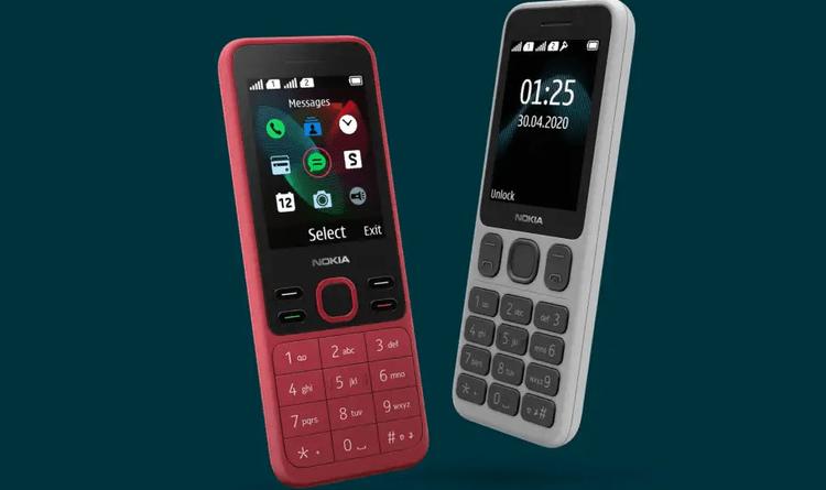 Nokia 125 Nokia 150