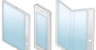 Konsep Ponsel Lipat Xiaomi