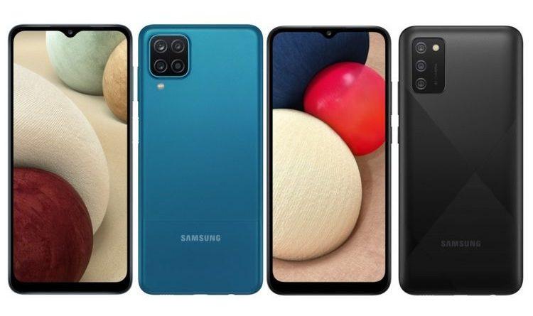 Samsung Galaxy A12 Samsung Galaxy A02s