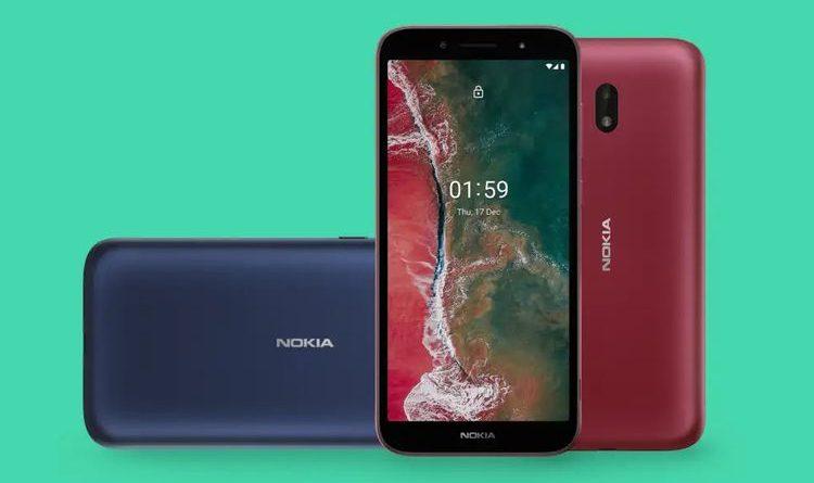 Nokia C1 Plus 4G