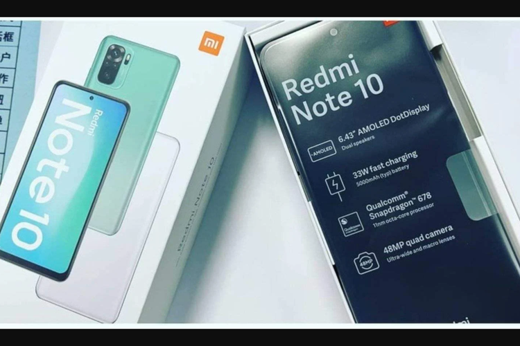 Bocoran Xiaomi Redmi Note 10