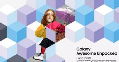 Samsung Awesome Unpacked 17 Maret 2021