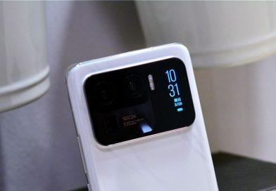 Kamera Belakang Xiaomi Mi 11 Ultra