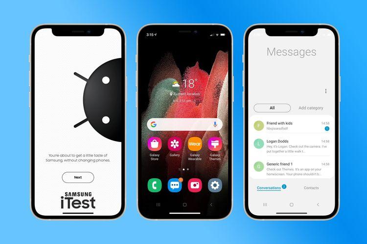 Samsung iTest