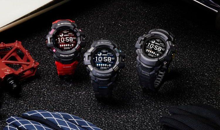 Smartwatch G-Shock G5W-H1000