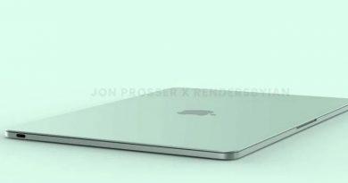 Rumor MacBook Air 2021