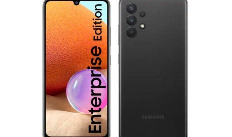 Samsung Galaxy A32 Enterprise Edition